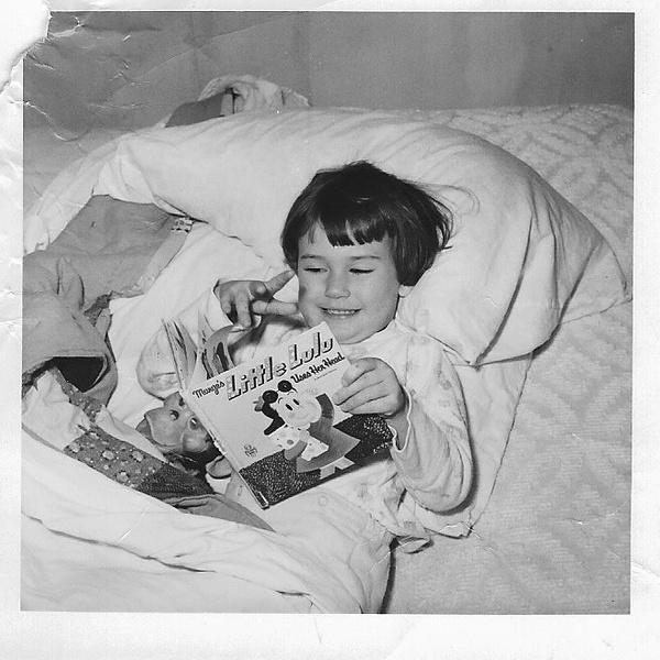 Фото №3 - Синди Кроуфорд и Деми Мур показали, как выглядели в детстве