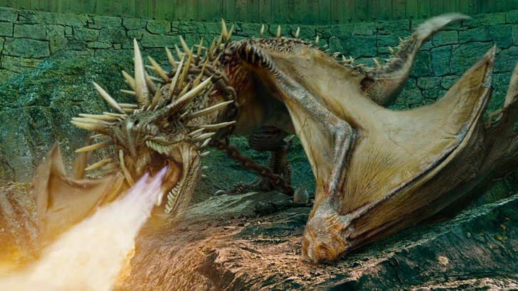 Фото №2 - «Гарри Поттер»: самые интересные и малоизвестные факты про драконов 🐲