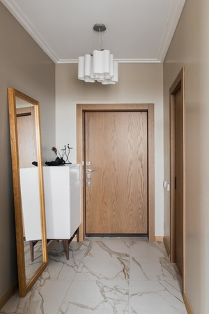 Фото №4 - Светлая квартира с большой гостиной в Москве