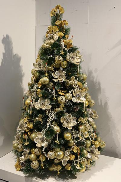 Фото №3 - Чудо-дерево: наряжаем новогоднюю елку