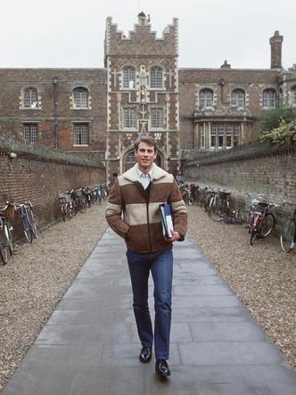 Фото №8 - Виндзоры-студенты: самые забавные и трогательные фото членов королевской семьи во время учебы в университете