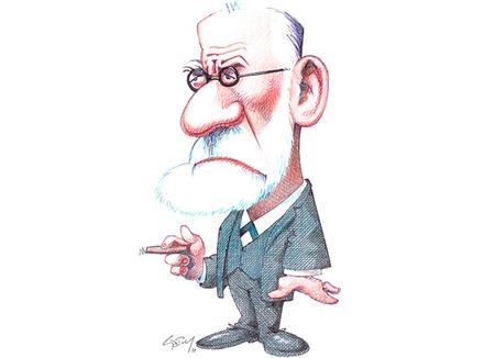 Зигмунд Фрейд, великий и ужасный