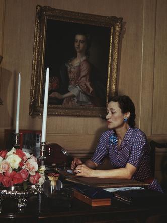Фото №3 - Любовь или расчет: история самого драматичного письма Уоллис Симпсон