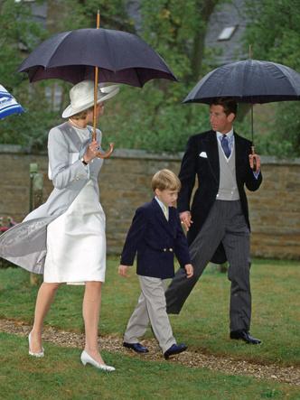Фото №4 - Как Чарльз хотел назвать Уильяма (и почему Диана была против)