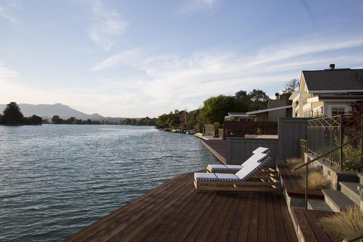 Фото №10 - Дом с видом на залив в Калифорнии