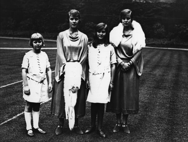 Фото №6 - «Бешенство матки», опыты Фрейда, жизнь в изгнании: история свекрови Елизаветы II, которую считали сумасшедшей