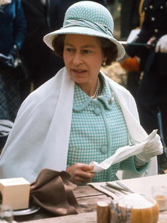 Фото №7 - Как простые люди: самые колоритные фото королевских пикников