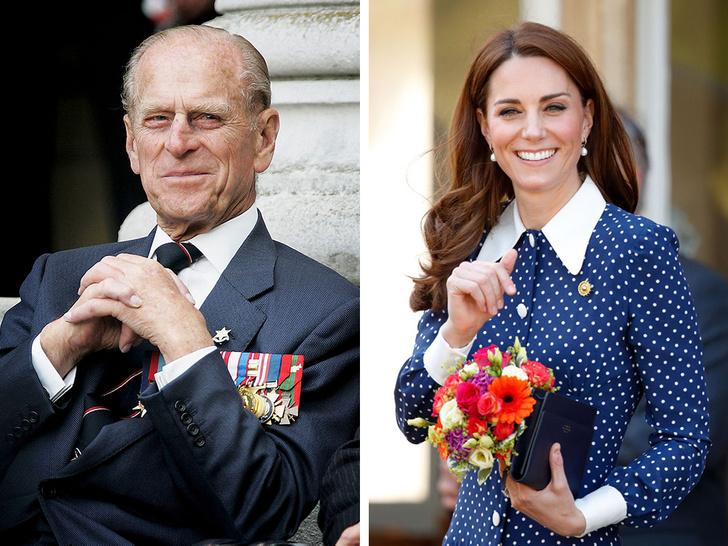 Фото №1 - Какими были отношения Филиппа и Кейт (и почему между принцем и герцогиней много общего)