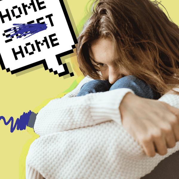 Фото №1 - Токсичные родители: что делать, если жизнь дома похожа на кошмар