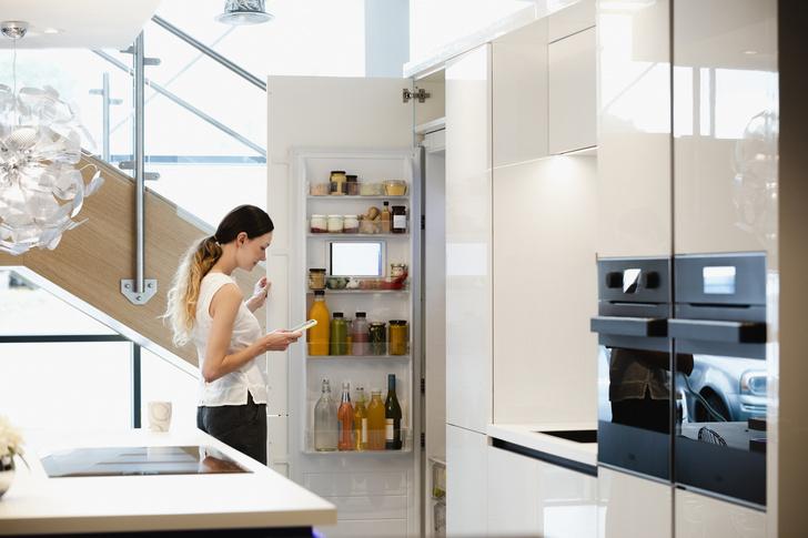 холодильник, продукты, как хранить