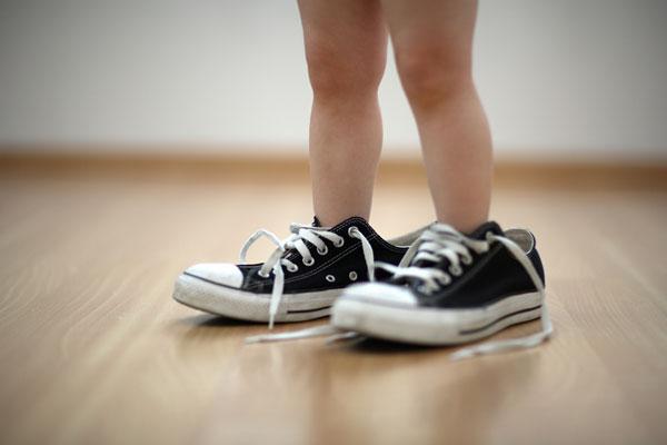 Фото №1 - Первая обувь для малыша