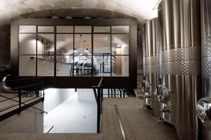 Фото №4 - Оттенки серого: винодельня в Австрии