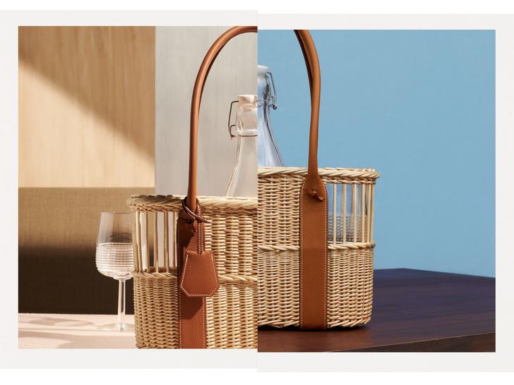Фото №4 - 5 вещей из интерьерной коллекции Hermès, которые подчеркивают хрупкость и красоту нашего мира