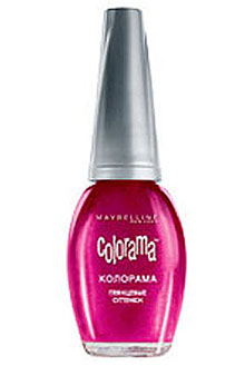 Лак для ногтей из коллекции Colorama Bar, Maybelline