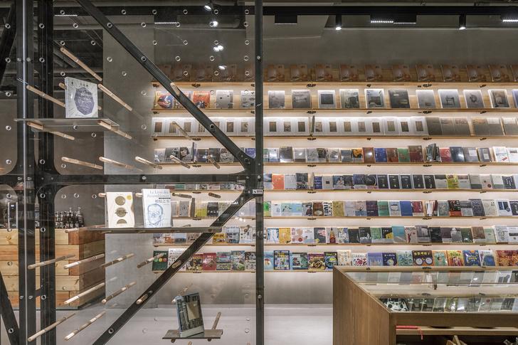 Фото №5 - Концептуальный книжный магазин Mumokuteki в Пекине