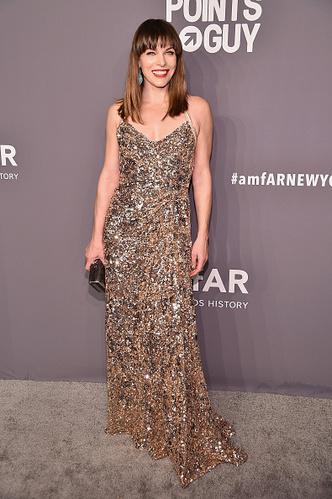 Фото №3 - 30 самых эффектных платьев на amfAR Gala New York