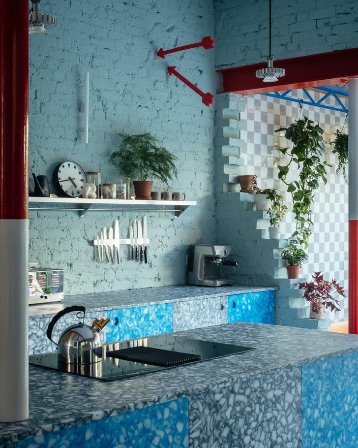 Фото №4 - Дом со стеклянной пристройкой в Лондоне