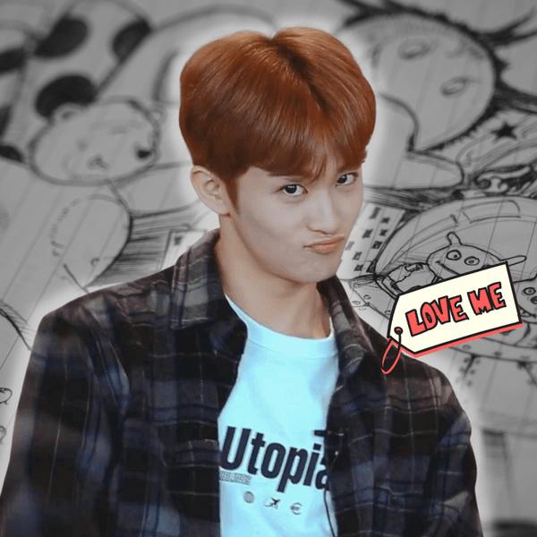 Фото №1 - Гадание на Марке из NCT: в какой k-pop группе ты бы дебютировала?
