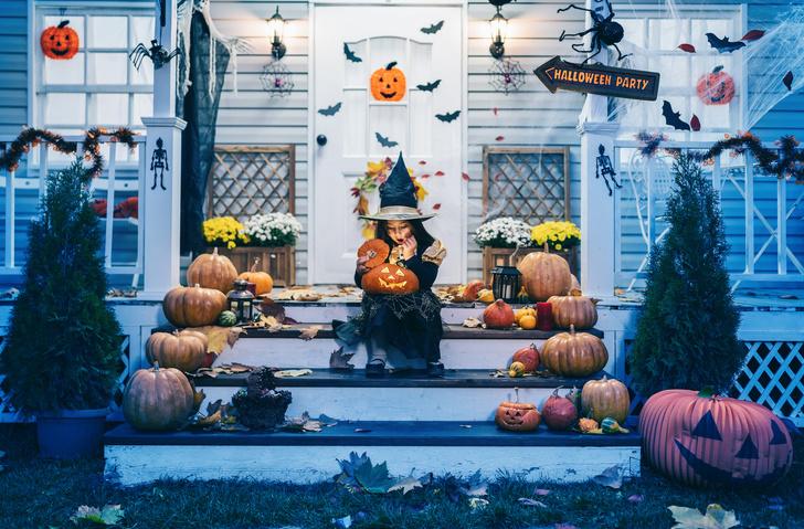 Фото №5 - Вечеринка на Хэллоуин: как всех удивить и напугать