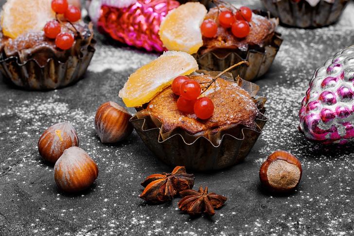 Фото №6 - Новогодняя выпечка: лучшие рецепты