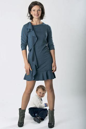 Фото №3 - Алиса Гребенщикова и Алеша: На маминой волне