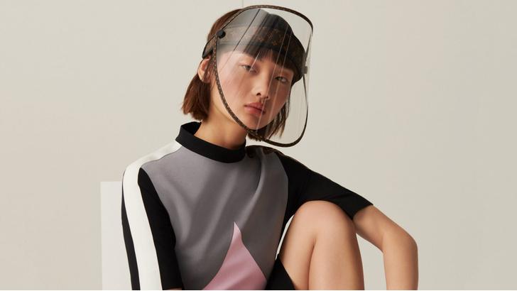 Фото №1 - Модный аксессуар: защитный экран Louis Vuitton