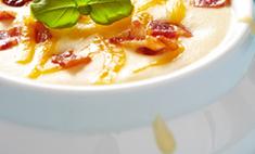Сырный суп от максима копылова