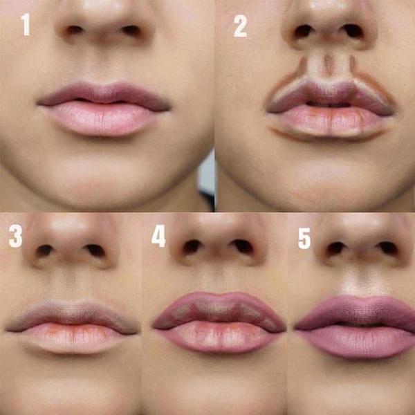 Фото №6 - Без филлеров и операций: как визуально увеличить губы