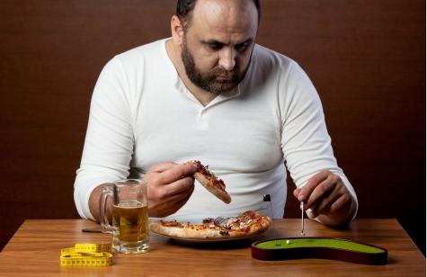 Как похудеть мужчине: диеты для мужчин