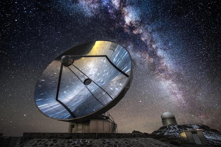 Фото №1 - Новый телескоп начал отслеживать опасные для Земли астероиды