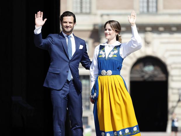 Фото №2 - Путь «шведской золушки»: какие трудности принцесса София пережила перед королевской свадьбой