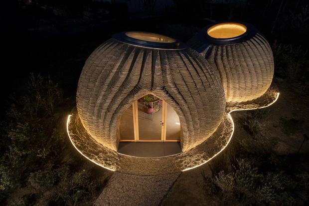 Фото №6 - Tecla: дом из глины, напечатанный на 3D принтере