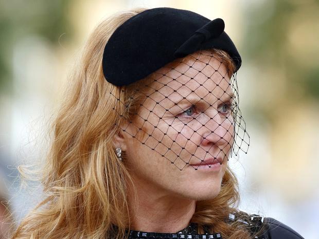 Фото №2 - Бремя развода: почему Саре Фергюсон было запрещено посещать королевские свадьбы
