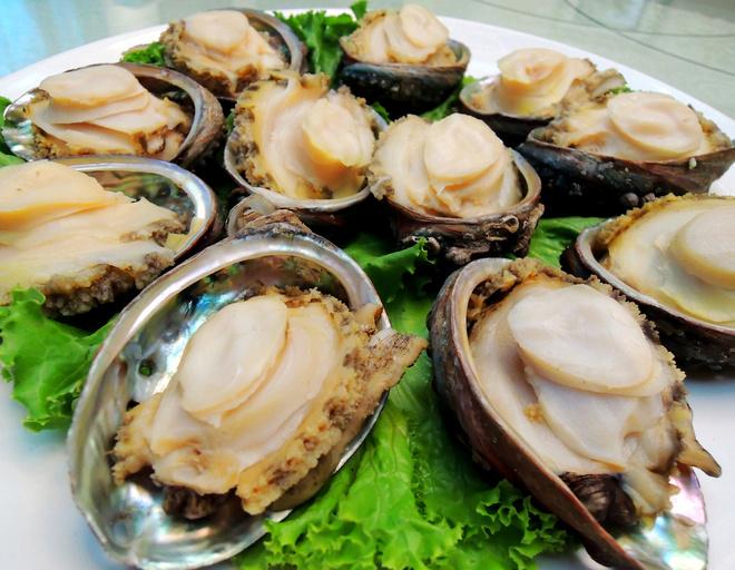 морское ушко рецепты