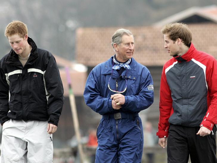 Фото №2 - Будущие наследник и король: как Уильям и Чарльз обсуждают свои грядущие роли