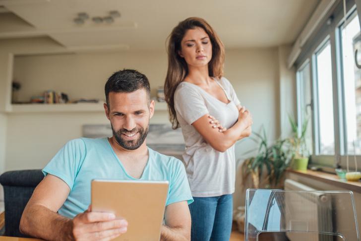 Ревную мужа к ребенку от первого брака