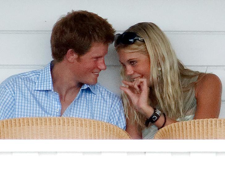 Фото №2 - Неожиданное прозвище принца Гарри, которое ему дала бывшая возлюбленная