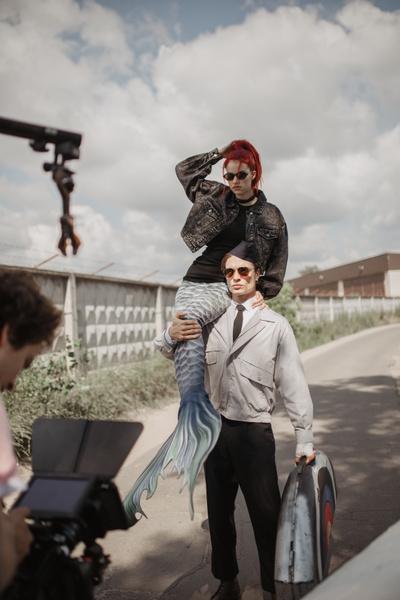 Фото №2 - Мини-интервью: Оля Шелби— о казусах на съемках клипа Sladko и о выходе нового трека