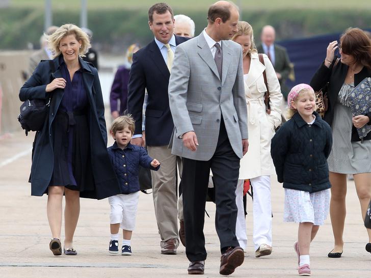 Фото №3 - Джеймс, виконт Северн: 7 интересных фактов о младшем внуке Королевы