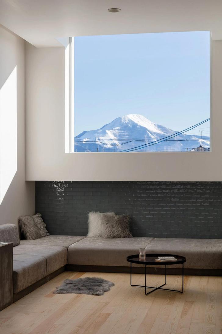 Фото №4 - Жилье и парикмахерская под одной крышей: кубизм в проекте японской студии