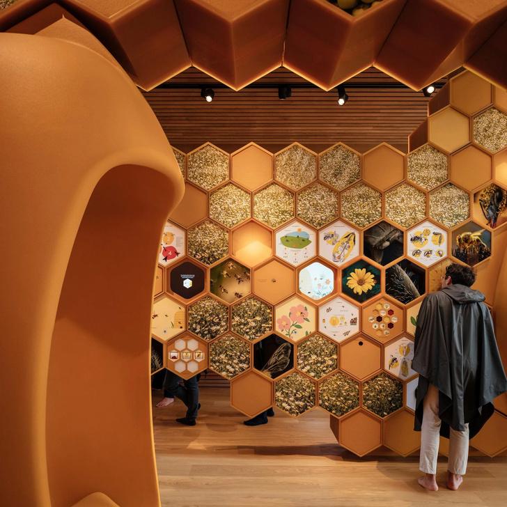 Фото №7 - Дом для пчел на территории отеля в Сомерсете