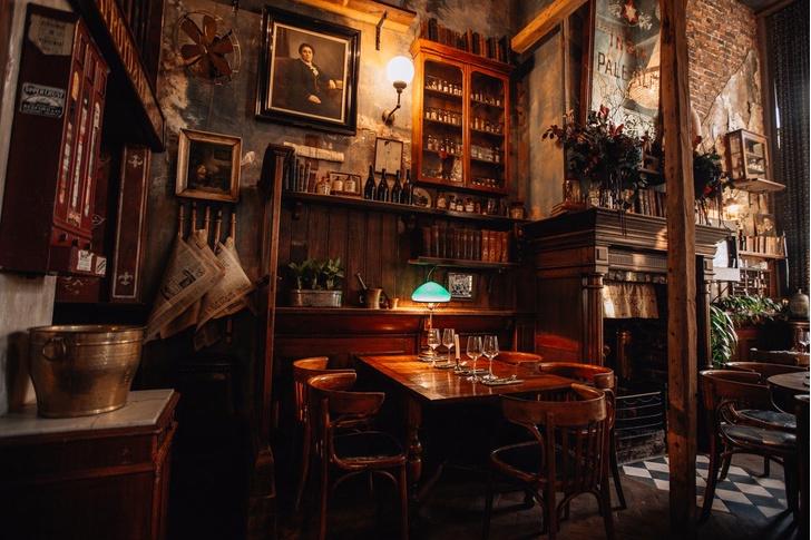 Фото №10 - Винный бар Pharmacie в Москве