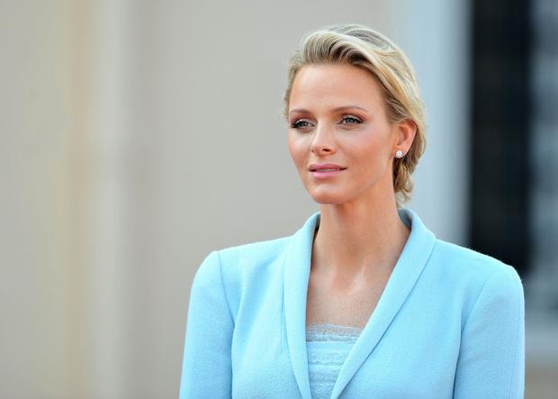 Княгиня Монако Шарлен, 43 года