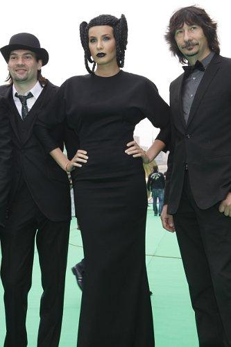 Фото №6 - Топ звездных причесок Премии Муз-ТВ