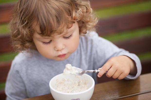 Полезный детский завтрак