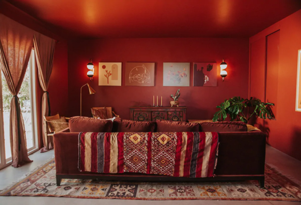 Фото №7 - Гостевой дом в калифорнийской пустыне