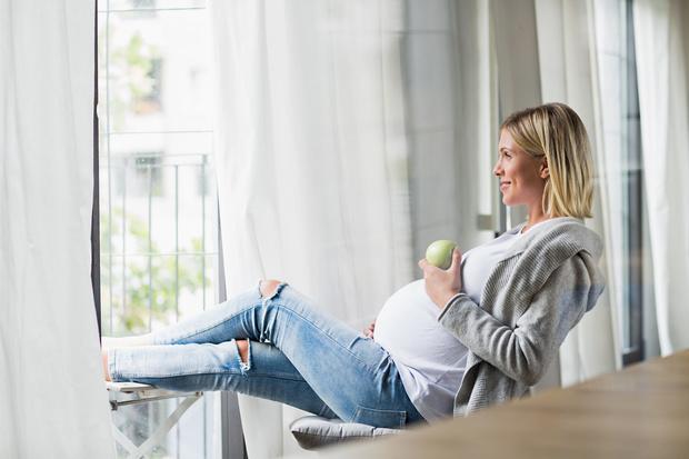 Фото №1 - Токсикоз беременных: первые признаки и способы себе помочь
