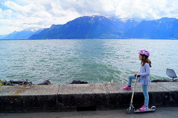 Фото №1 - Премьеры швейцарской Ривьеры: Чаплин, Олимпиада и Средневековье