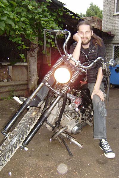 Фото №16 - Байкеры Ульяновска: 15 признаний в любви мотоциклу