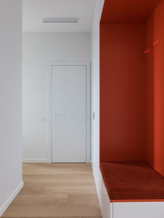 Фото №6 - Яркая однокомнатная квартира для работы на удаленке